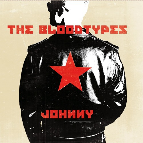 Cover BLOODTYPES, johnny
