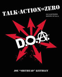 Cover JOE KEITHLEY, talk-action=0: an illustrated history of d.o.a.