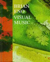 SCOATES, brian eno: visual music cover