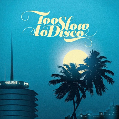 Cover V/A, too slow to disco