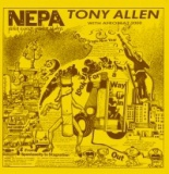 Cover TONY ALLEN & AFROBEAT 2000, never expect power always (n.e.p.a.)