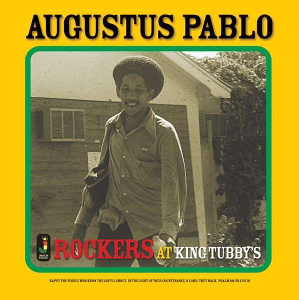 Cover AUGUSTUS PABLO, rockers at king tubby´s
