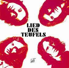 LIED DES TEUFELS, s/t cover