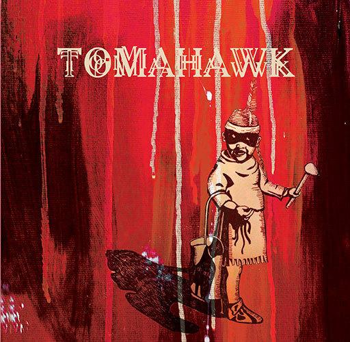 TOMAHAWK, m.e.a.t. cover