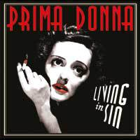 Cover PRIMA DONNA, living in sin ep