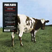 PINK FLOYD, atom heart mother cover