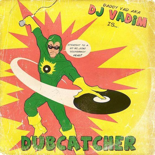 DJ VADIM, dubcatcher cover
