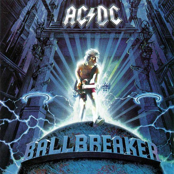 AC/DC, ballbreaker cover