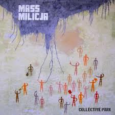 Cover MASS MILICJA, collective punk