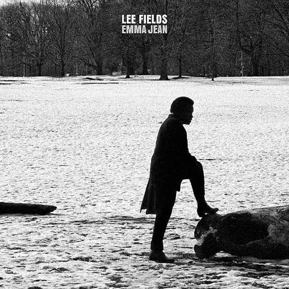 Cover LEE FIELDS, emma jean