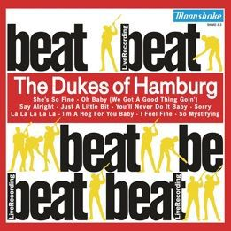 Cover DUKES OF HAMBURG, beat beat beat vol.3 (+deluxe slipcase)