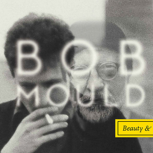 Cover BOB MOULD, beauty & ruin