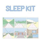 Cover SLEEP KIT, s/t