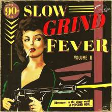 V/A, slow grind fever 01 cover