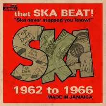 Cover V/A, that ska beat! (1962-1966)