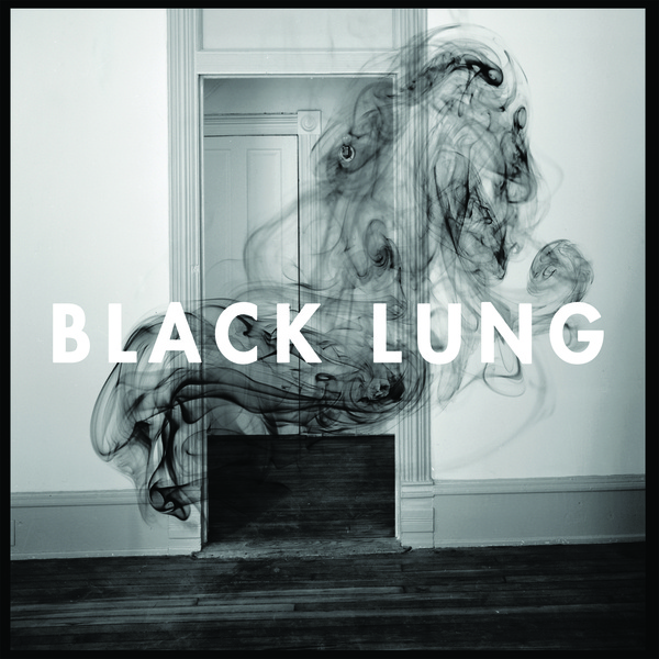 Cover BLACK LUNG, s/t