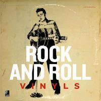 Cover V/A, rock and roll vinyls