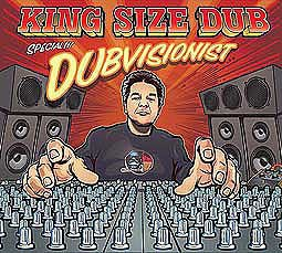 V/A, king size dub special - dubvisionist cover