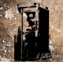 NEIL YOUNG, a letter home cover