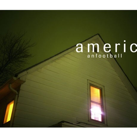 Cover AMERICAN FOOTBALL, s/t (deluxe edition)