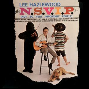 Cover LEE HAZLEWOOD, the n.s.v.i.p.´s (not so very important people)