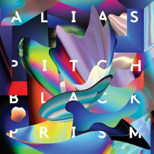 Cover ALIAS, pitch black prism