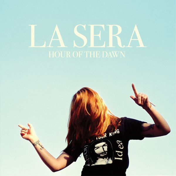 Cover LA SERA, hour of the dawn