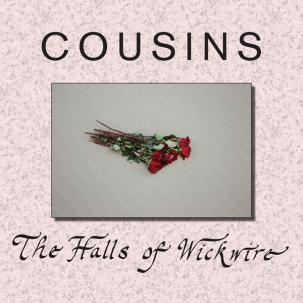 COUSINS, halls of wickwire cover