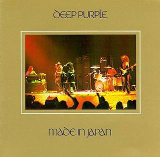 Cover DEEP PURPLE, made in japan - 2014 remastered