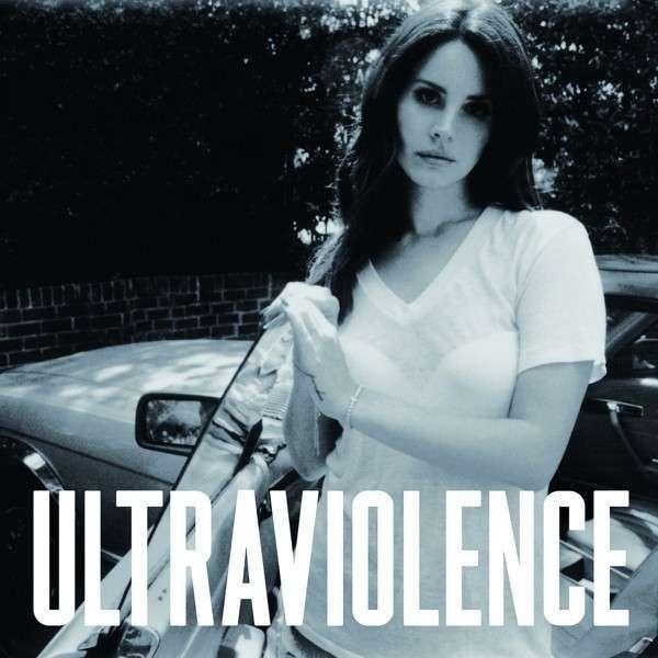 LANA DEL REY, ultraviolence cover