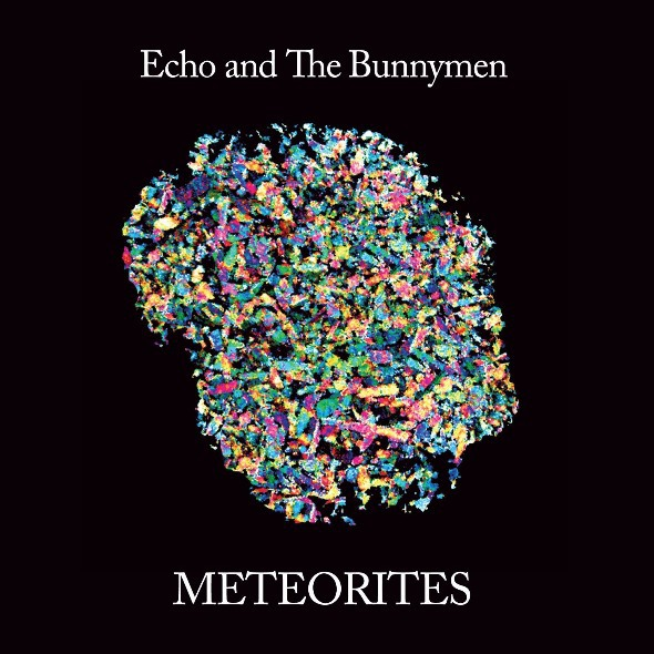 Cover ECHO & THE BUNNYMEN, meteorites