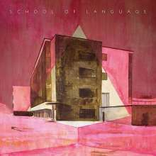 SCHOOL OF LANGUAGE, old fears cover