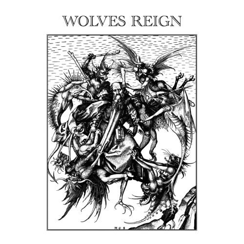 Cover WOLVES REIGN, s/t