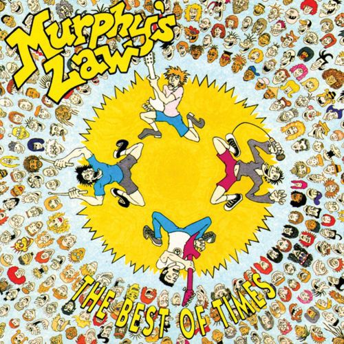Cover MURPHY´S LAW, best of times