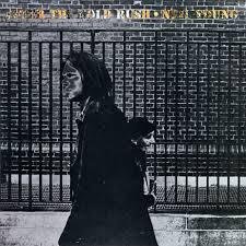 NEIL YOUNG, after the goldrush cover