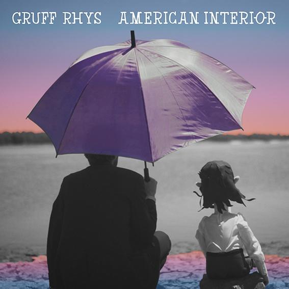 GRUFF RHYS, american interior cover