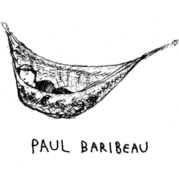 Cover PAUL BARIBEAU, s/t