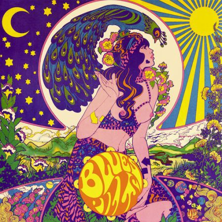 BLUES PILLS, s/t cover