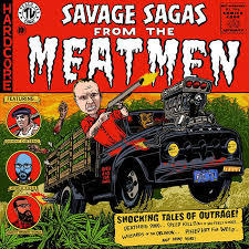 MEATMEN, savage sages from the meatmen cover