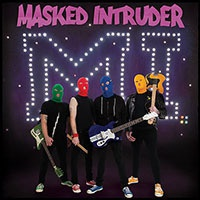Cover MASKED INTRUDER, m.i.