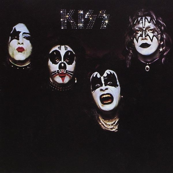KISS, s/t cover