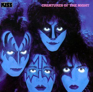 KISS, creatures of the night cover