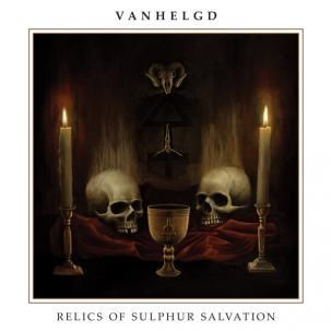 Cover VANHELGD, relics of sulphur salvation