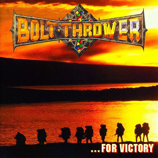BOLT THROWER, ... for victory cover
