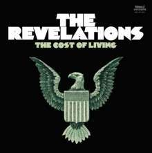 Cover REVELATIONS, cost of living