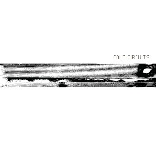COLD CIRCUITS, s/t ep cover
