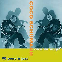 Cover COCO SCHUMANN, coco on vinyl