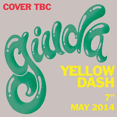 Cover GIUDA, yellow dash