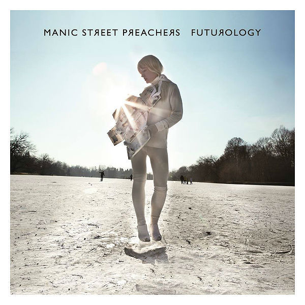 Cover MANIC STREET PREACHERS, futurology