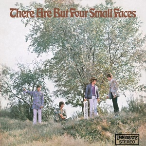 Cover SMALL FACES, there are but four small faces